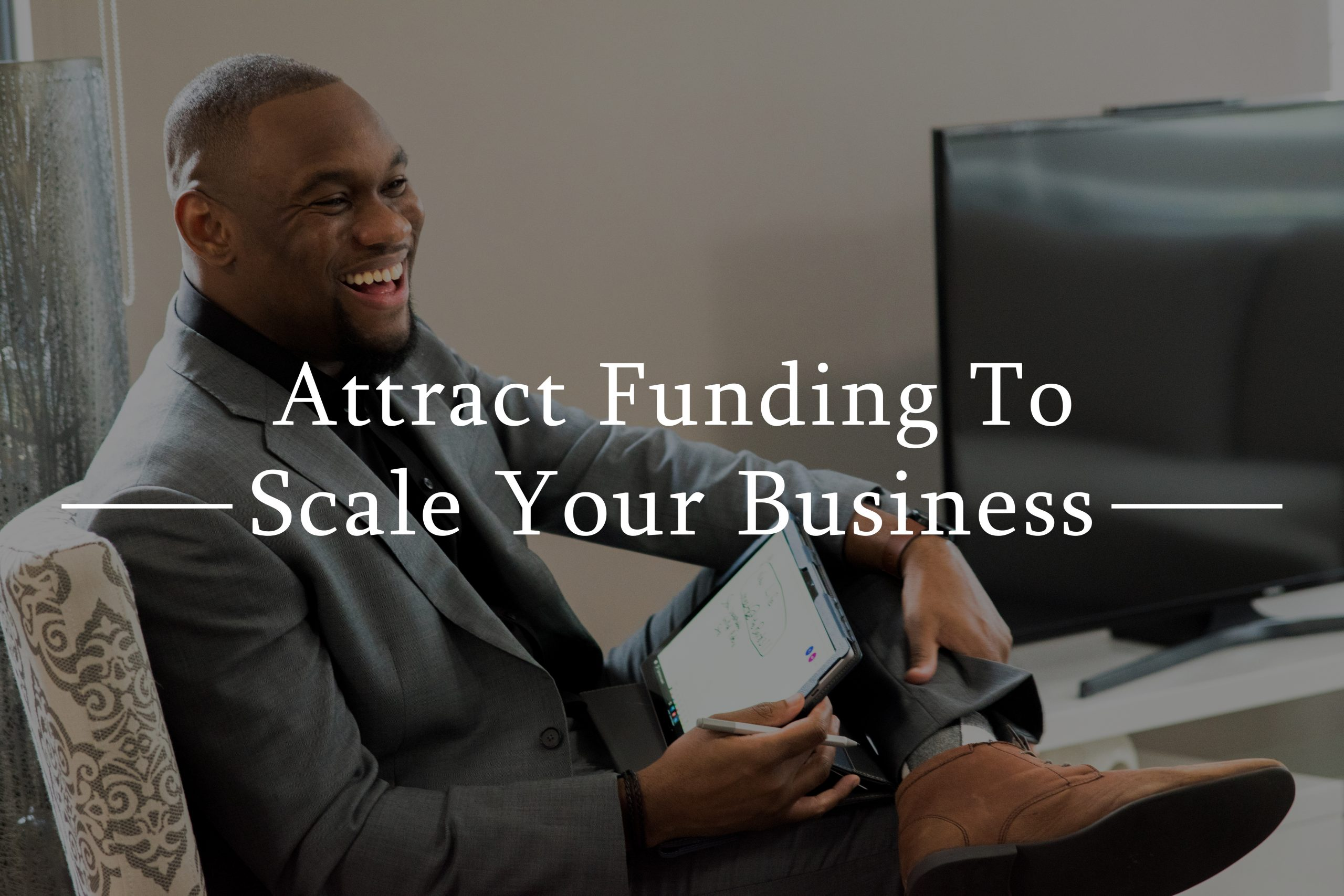 attract funding